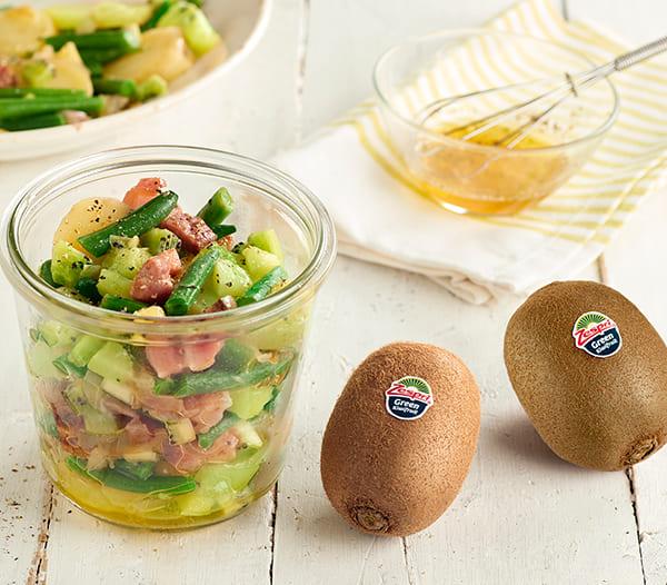 Kiwifruit-salade-ligeoise